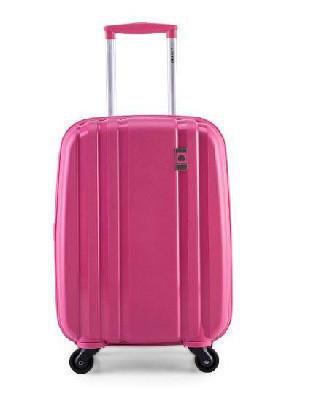 DELSEY 法国大使 PP ZIPPE 20寸 拉杆箱 行李箱(粉色) 199元包邮