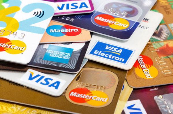海淘支付攻略 黑五海淘支付方式的准备:Visa,Master,AE卡