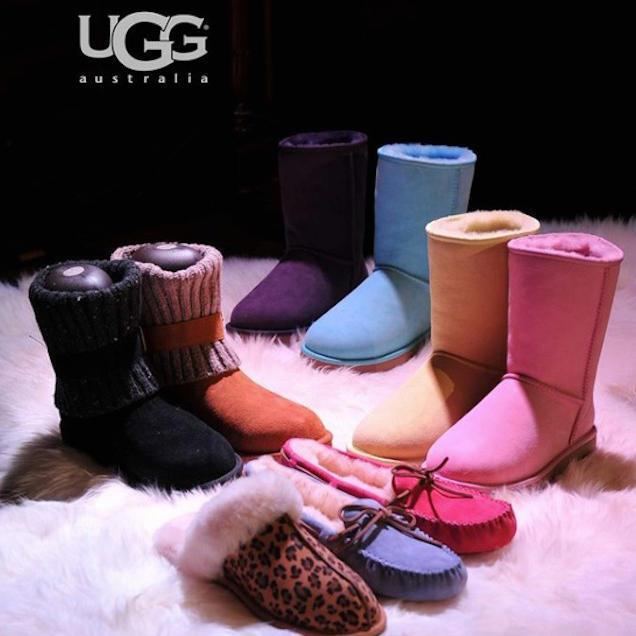 UGGAustralia雪地靴尺码建议及选购攻略(网友分享)