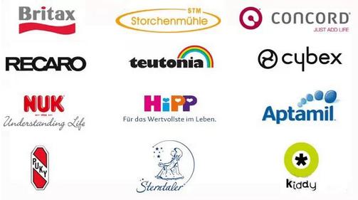 站内出售婴儿食品和用品,女性化妆品,健康品和居家用品等,大多为德国
