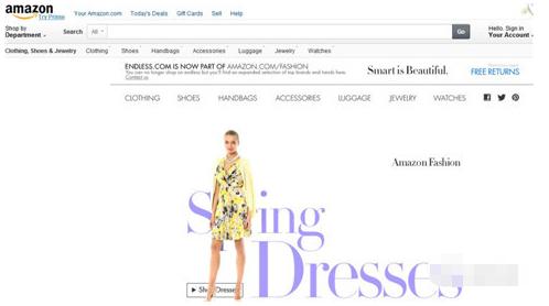 网友推荐:20个全球可直邮的妆品、服饰类购物网站