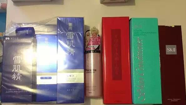 日本化妆水推荐 日本必败化妆水大盘点