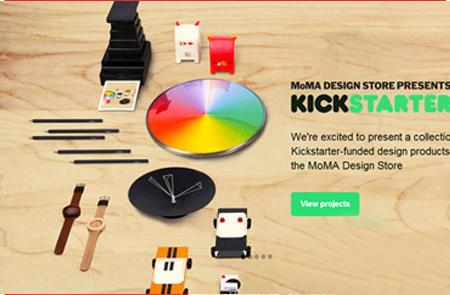 如何加入创意产品众筹网站Kickstarter的投资
