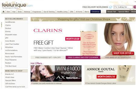 英国美妆零售网站Feelunique官网直邮海淘攻略教程