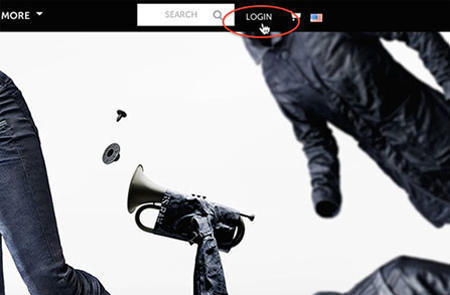 荷兰吉士达牛仔裤G-Star官网注册海淘攻略教程