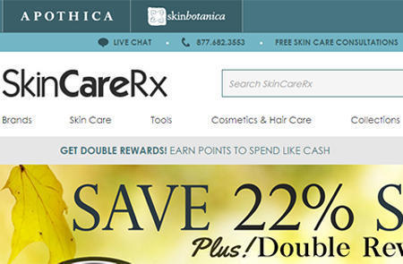 美国著名美妆网站SkinCareRx官网海淘攻略教程