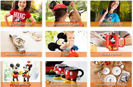 美国迪士尼Disney Store官网海淘攻略教程