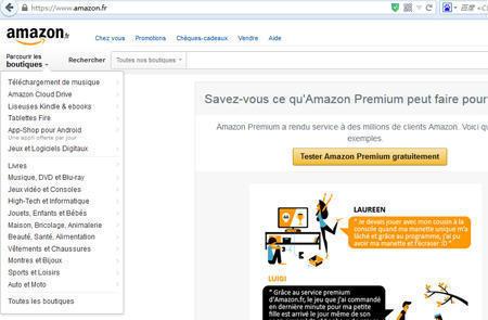 法国亚马逊Amazon官网注册海淘攻略教程