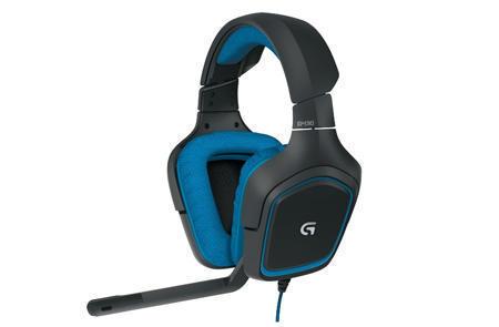 Logitech 罗技 G430 7 1声道游戏耳机 $39 99直邮