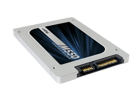 Crucial M550系列 2 5寸固态硬盘512GB 海淘¥1070