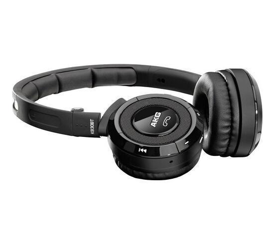 AKG K830 BT带麦克风无线蓝牙头戴耳机Amazon$68 46