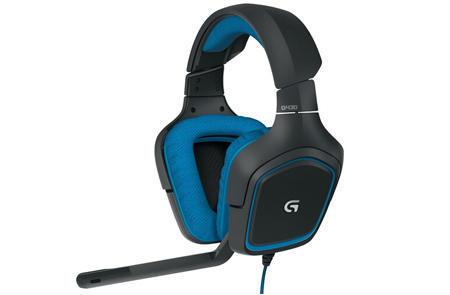 Logitech 罗技 G430 7 1声道游戏耳机 新低$39 99直邮