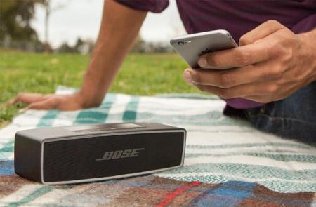 Bose Soundlink Mini II 第二代迷你蓝牙音箱