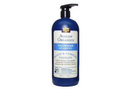 Avalon Organics 阿瓦隆新版B族防脱发洗发水946ml