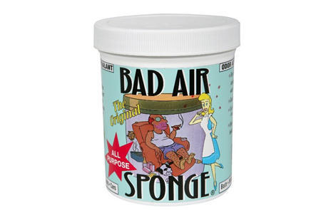Bad Air Sponge 甲醛污染空气净化剂