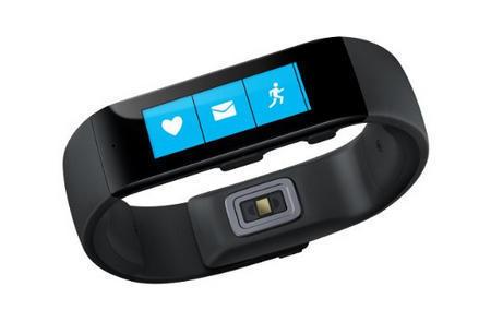 Microsoft 微软 band 智能手环(GPS 心率 体温等)$165 02