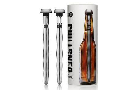 CORKCICLE Chillsner Beer Chiller 啤酒冷冻柱 2只装