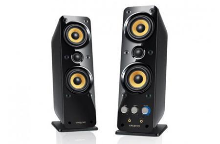 海淘音响推荐:Creative创意 GigaWorks T40 II 2 0高保真音箱
