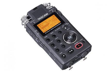 海淘录音笔推荐:TASCAM 高端线性数字录音笔 美亚直