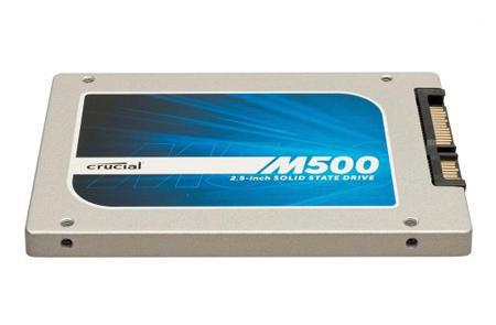 海淘固态硬盘推荐:Crucial英睿达 CT480M500SSD1 镁光固态硬盘 480G