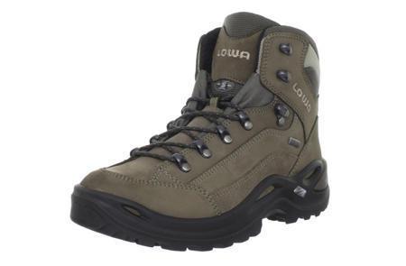 海淘徒步登山靴推荐:LOWA男士轻量中帮经典徒步鞋