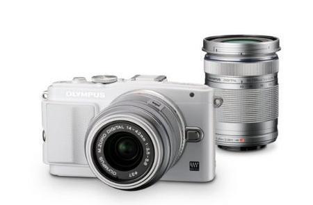OLYMPUS 奥林巴斯 E-PL6 双镜头单电套机 39800日元