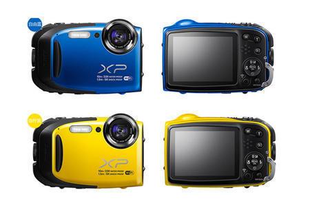 富士 FinePix XP70 四防数码相机 官翻版 $93 99
