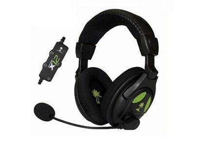TURTLE BEACH 乌龟海岸 Ear Force X12 游戏耳机$35 96