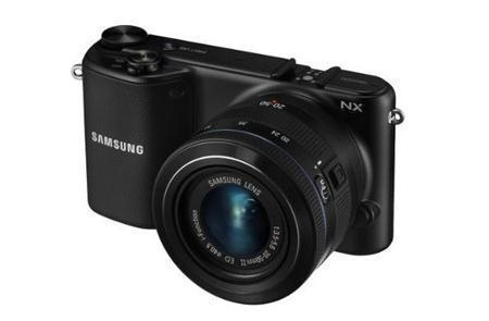 Samsung 三星 NX EV-NX2000 微单相机+20-50mm镜头 $199 99
