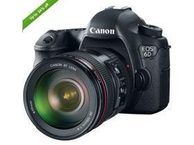 佳能EOS 6D 全幅数码单反相机+24-105mm USM镜头 $1899 99