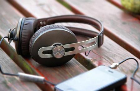 森海塞尔 MOMENTUM(大馒头)封闭式头戴耳机 棕色 $229