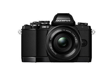 Olympus 奥林巴斯 E-M10 M4 3 可换镜数码相机 47729日元