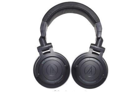 铁三角 ATH-PRO700MK2 密闭动态式专业DJ监听耳机 $126