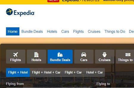 美国expedia线上旅游网站海淘攻略 expedia购物流程