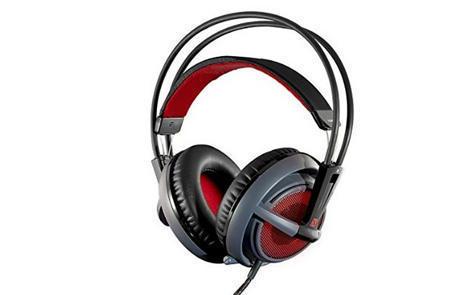 steelseries 赛睿 西伯利亚V2 Dota 2版 游戏耳机$61 82