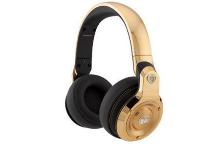 Monster 魔声 24K 头戴式耳机 直邮 $199 99