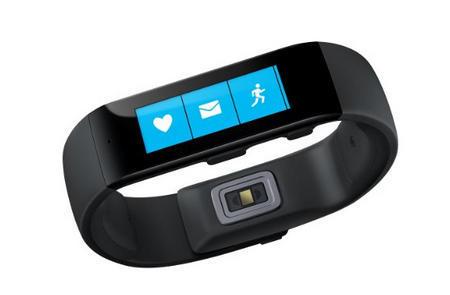 Microsoft 微软 band 智能手环(GPS 心率 体温等)全尺码$99 99