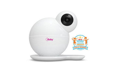 iBaby Monitor M6 HD 360°儿童全景监护器 $139 95