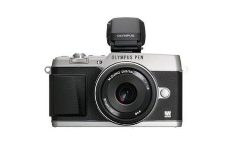 OLYMPUS 奥林巴斯 E-P5 微单套机(17mm 1 8 镜头)77510日元