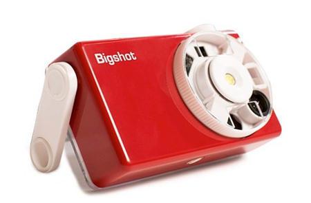 Bigshot DIY组装3D数码相机 300W像素 $74 99