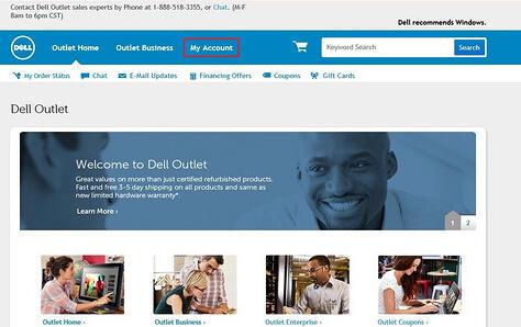 Dell Outlet戴尔折扣店官网海淘图文教程