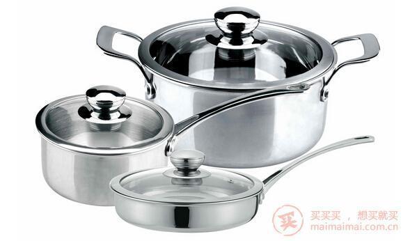 不锈钢锅具怎么使用?不锈钢锅不粘的使用技巧