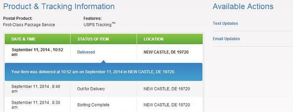 ebay维权:转运ebay包裹未收到,申请退款经验分享