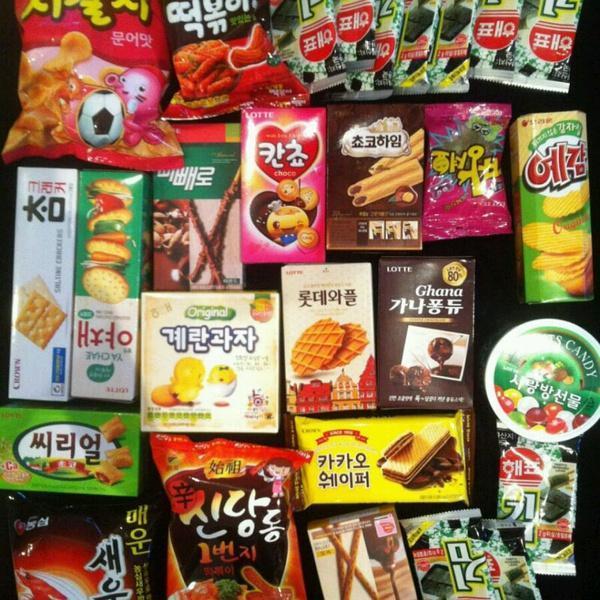 韩国有什么好吃的零食?韩国零食排行榜TOP20推荐