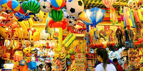香港哪里购物好又最便宜?盘点香港购物必去五大特色街