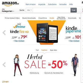 德国Amazon攻略 德国亚马逊注册购物攻略