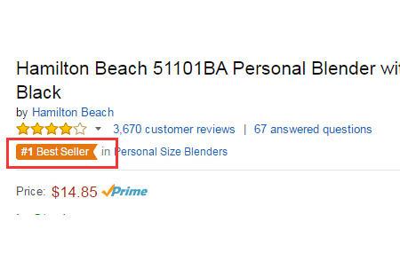 美亚 Amazon Best seller是什么意思