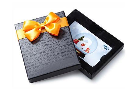 最新美亚礼品卡买50美元送10美元活动攻略