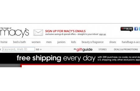 Macy's梅西百货海淘攻略教程