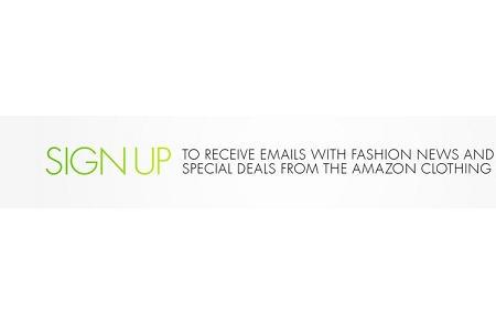 美国亚马逊Amazon新会员参加邮件订阅计划获取服饰八折优惠